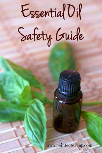 When it comes to essential oil safety there are important things you should be aware of such as dilution, application, use with children, storage & more!