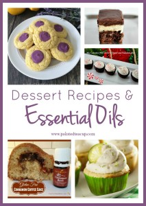 Dessert Recipes with Essential Oils