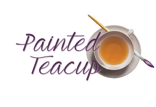 Painted Teacup