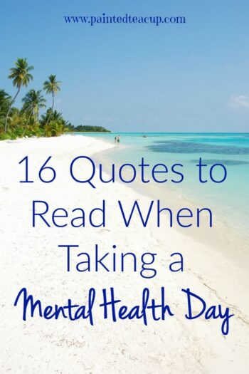 These are some of my favourite mental health quotes! They are a great reminder n tough days! Read all 16 mental health quotes now!