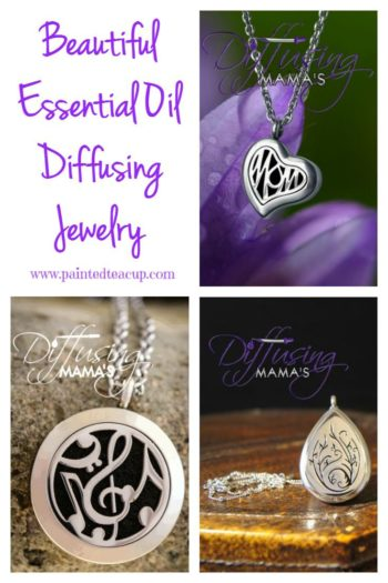 I love all of my essential oil diffusing necklaces from Diffusing Mama's! Check out even more aromatherapy jewelry by clicking the image!