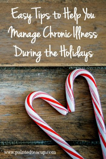Managing chronic pain and chronic illness during thanksgiving, christmas & other holiday can be very challenging! Here are some very easy tips that you can use to help make the holidays more enjoyable.