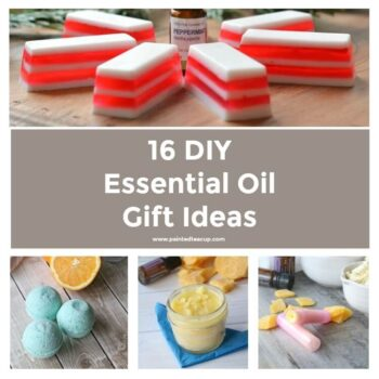 Easy and affordable DIY essential oil gifts for any occasion! Recipes for bar soap, sugar scrubs, body butter, foot cream, bath bombs, gifts for men & more! #essentialoils #esentialoilgift #diygift #diybeauty #naturalbeauty #christmasgifts