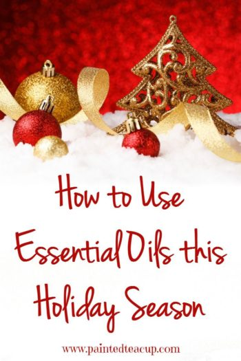 Here are some fun & creative ways that you can use essential oils around the house this holiday season! A great way to introduce essential oils to visitors!