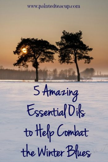 Mood tends to fluctuate a lot when the weather changes. This is particularly challenging in the Winter! Here are 5 essential oils to help combat winter blues!