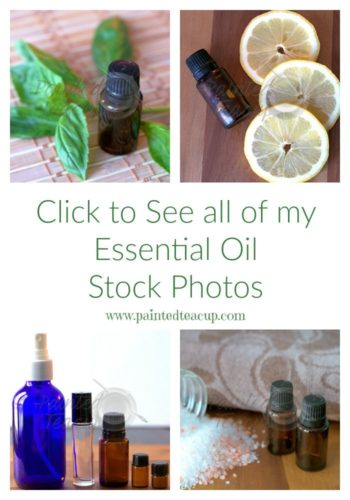 Click to see my essential oil stock photos. These photos are perfect for sharing essential oils on social media, your website, business cards & more!