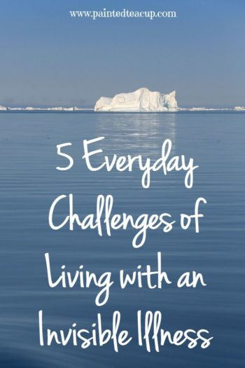 There are many challenges that those living with an invisible illness or invisible pain live with daily. Here is a glimpse at some of the challenges.
