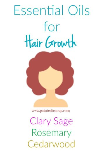 Do you notice that your hair is thinning or not growing? These essential oils provide a natural solution to help you manage it! Get DIY essential oil hair recipes for all hair types!