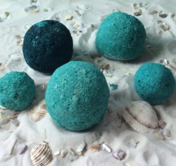 Seabreeze Essential Oil Bath Bomb! Essential Oil Bath Recipes