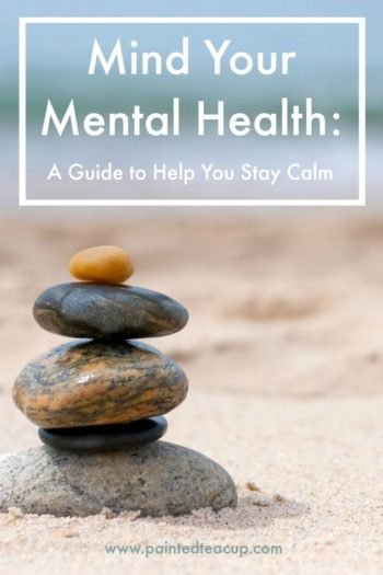 Mind your mental health: A guide with practical tips and ideas to implement in your daily life for positive physical & mental wellness to help you stay calm