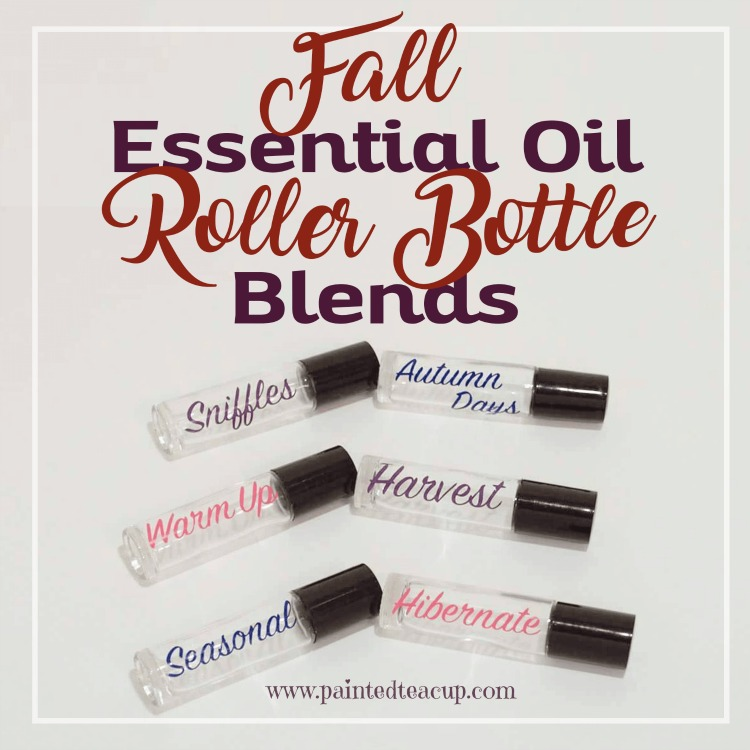 We have officially reached the Fall season! Here are 5 amazing Fall essential oil roller bottle blends that you need to make this Autumn!