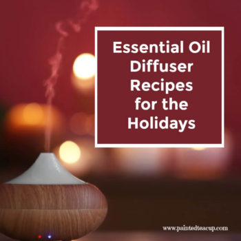 Whether it is for Christmas or Thanksgiving, here are 5 wonderful essential oil diffuser recipes for the holidays that your guests are sure to love!