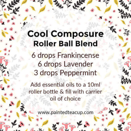 Looking for DIY essential oil gift ideas? Here are 5 great essential oil roller bottle blends for gift giving! A great easy & affordable homemade gift idea!