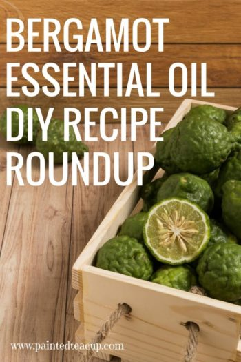 A one stop shop for a variety of bergamot essential oil DIY recipes! This post includes diffuser blends, roller bottle recipes & other great diy projects! #bergamot #bergamotessentialoil #essentialoils #essentialoilrecipe #diyrecipes