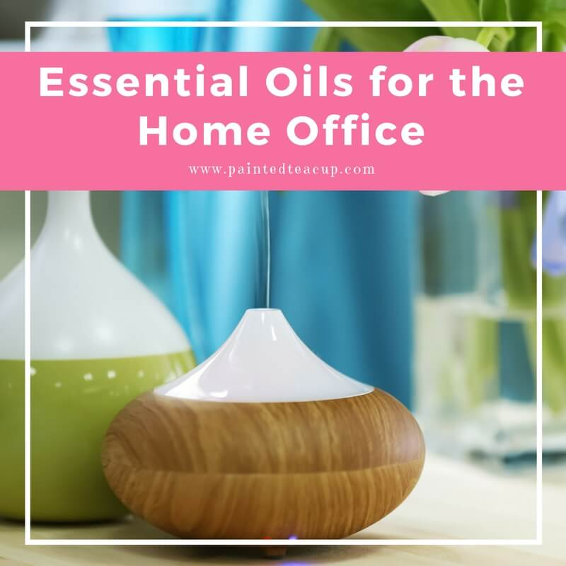 Essential Oils offer many great benefits when diffused in your home office. Read on to learn more about Essential oils in the home office here.