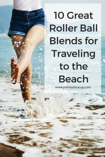 Heading to the beach this summer? Here are 10 amazing essential oil roller ball blends that you want to pack with you! They are easy & affordable to make!