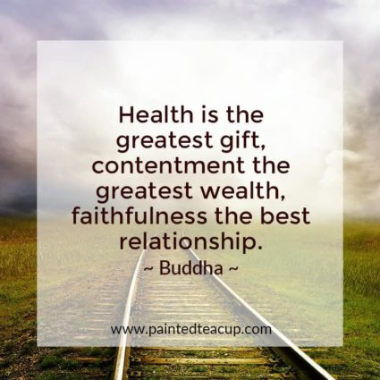 Health is the greatest gift, contentment the greatest wealth, faithfulness the best relationship. - Looking for quotes to bring you hope and inspiration? I've got you covered with these beautiful and insightful Buddha quotes!