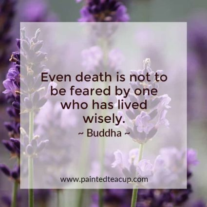 """Even death is not to be feared by one who has lived wisely. - Looking for quotes to bring you hope and inspiration? I've got you covered with these beautiful and insightful Buddha quotes!"