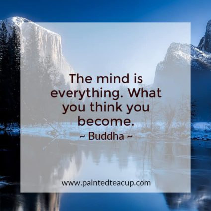 The mind is everything. What you think you become. - Looking for quotes to bring you hope and inspiration? I've got you covered with these beautiful and insightful Buddha quotes!