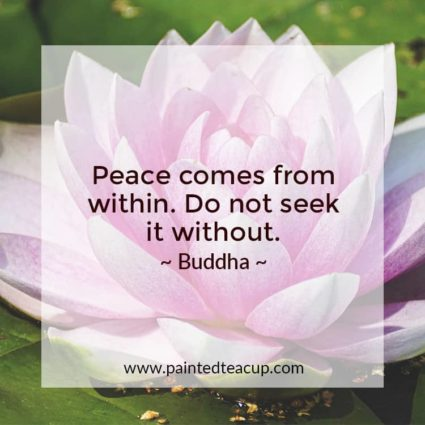 Peace comes from within. Do not seek it without. - Looking for quotes to bring you hope and inspiration? I've got you covered with these beautiful and insightful Buddha quotes!