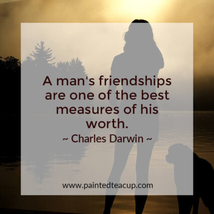 Here are some beautiful quotes to help you honor your friends and let them know how special they are to you! I hope you enjoy these special friendship quotes!