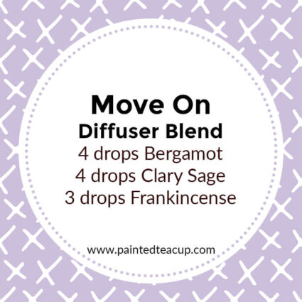 Move On Diffuser Blend, If you LOVE frankincense essential oil then I have you covered! Here are 25 amazing frankincense diffuser blends to make your home smell wonderful!