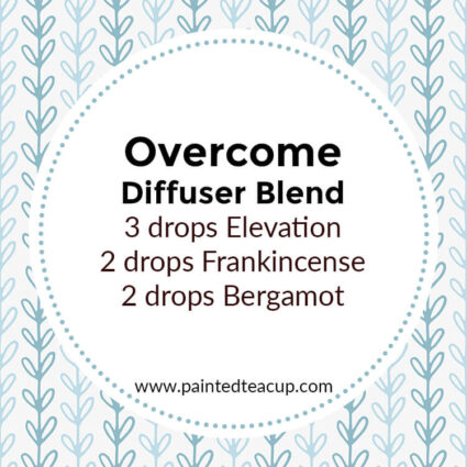Overcome Diffuser Blend, If you LOVE frankincense essential oil then I have you covered! Here are 25 amazing frankincense diffuser blends to make your home smell wonderful!
