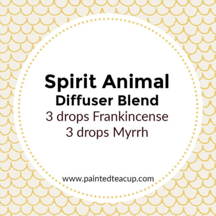 Spirit Animal Diffuser Blend, If you LOVE frankincense essential oil then I have you covered! Here are 25 amazing frankincense diffuser blends to make your home smell wonderful!