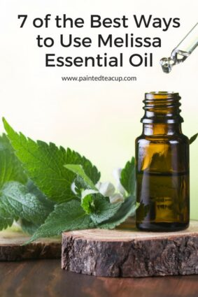I personally LOVE melissa essential oil! Although it is more expensive than others, it's one I love thanks to its many benefits which are shared here! #essentialoils #melissa #melissaessentialoil #essentialoilbenefits