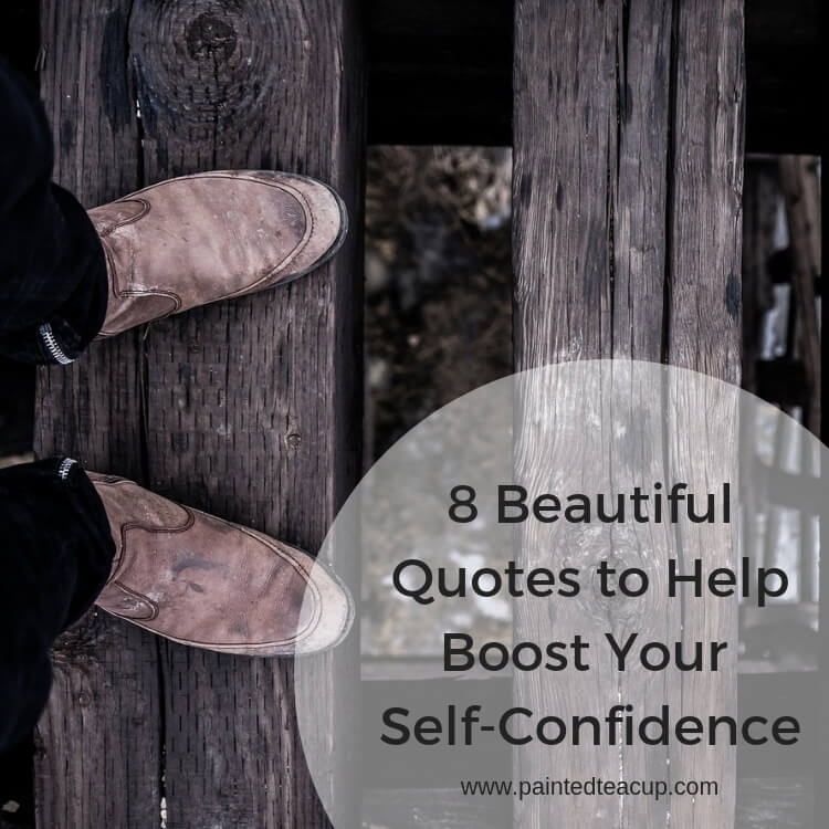 Today is World Mental Health Day! To celebrate and spread awareness, here are 8 self-confidence posts to help give you an added boost today and every day! #quote #motivationalquote #mentalhealthquote #positivequote #selfesteem