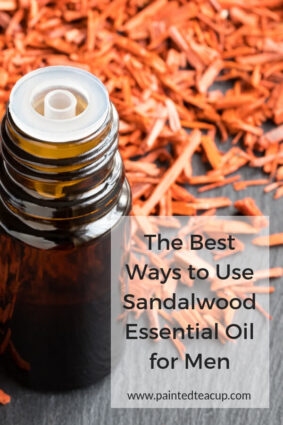 There are so many wonderful ways to use sandalwood essential oil for men including DIY cologne, relaxation, improving mood, clearing skin & more!