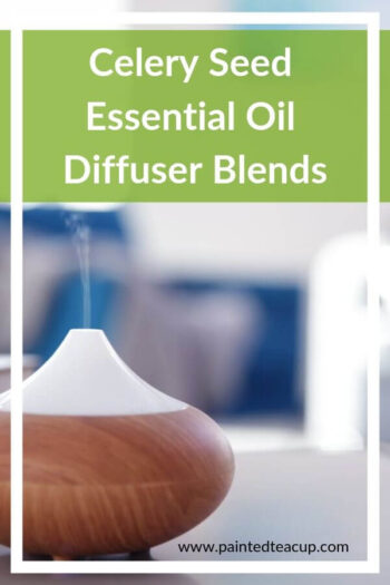 Did you know doTERRA now has celery seed essential oil? Learn about celery seed oil health and wellness benefits and get 5 great diffuser blend recipes.