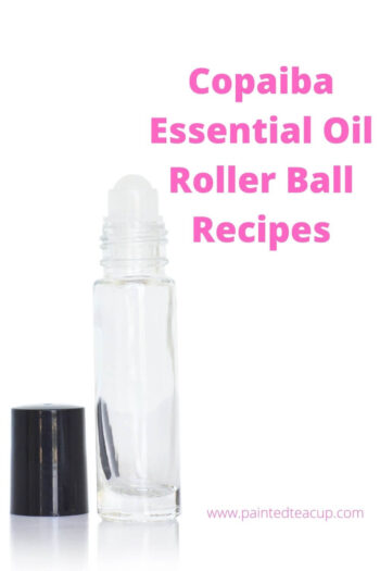 Copaiba essential oil uses, benefits and recipes - roller ball and roller bottle recipes using copaiba essential oil